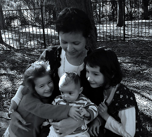 The four girls low res