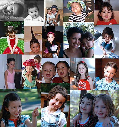 Rose 7 years montage flat