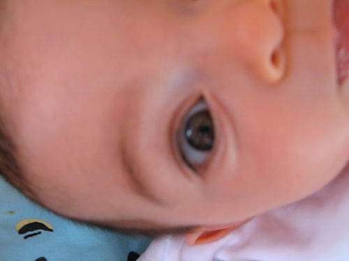 Grace's eye