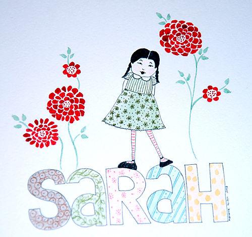 Sarah LR