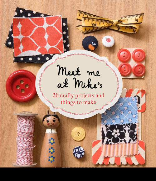 Meet me at Mike's book cover