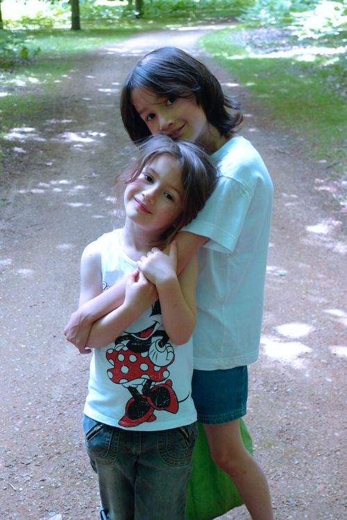 Girls at Valley Gardens