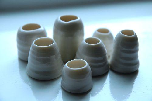 7 pots