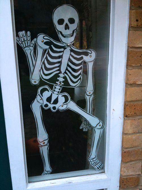 Skeleton in window 31-10-2011 3-09-44 PM