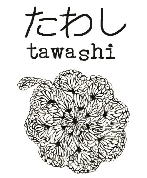 Tawashi  drawing copy
